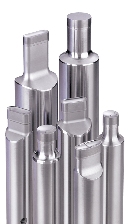 Carbide Tip Punches