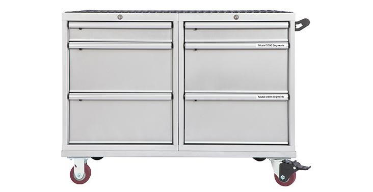 Natoli Die Segment Storage Cabinet