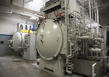 Natoli's Heat Treating Facility