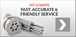 Get A Quote - Fast, Accurate & Friendly Service