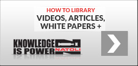 How to Library - Videos, Articles, White Papers and More!