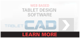 TabletCAD - Web based Tablet Design Software