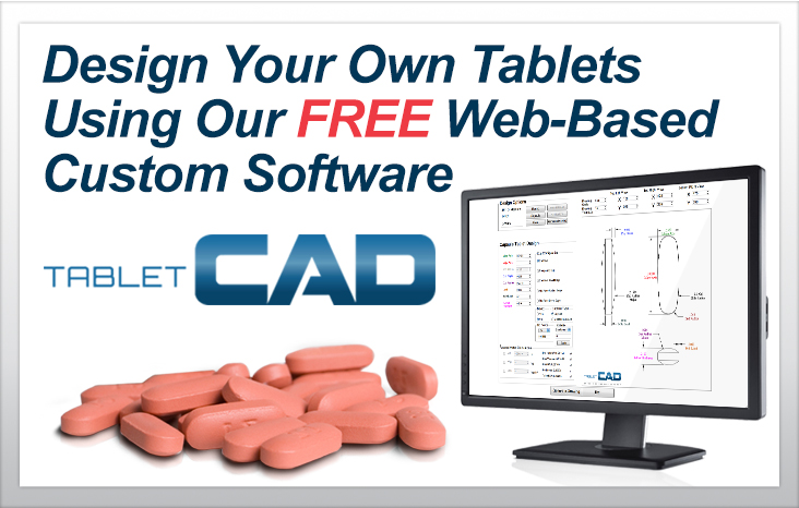Tablet Compression Tooling Manufacturing, Presses, Parts & More