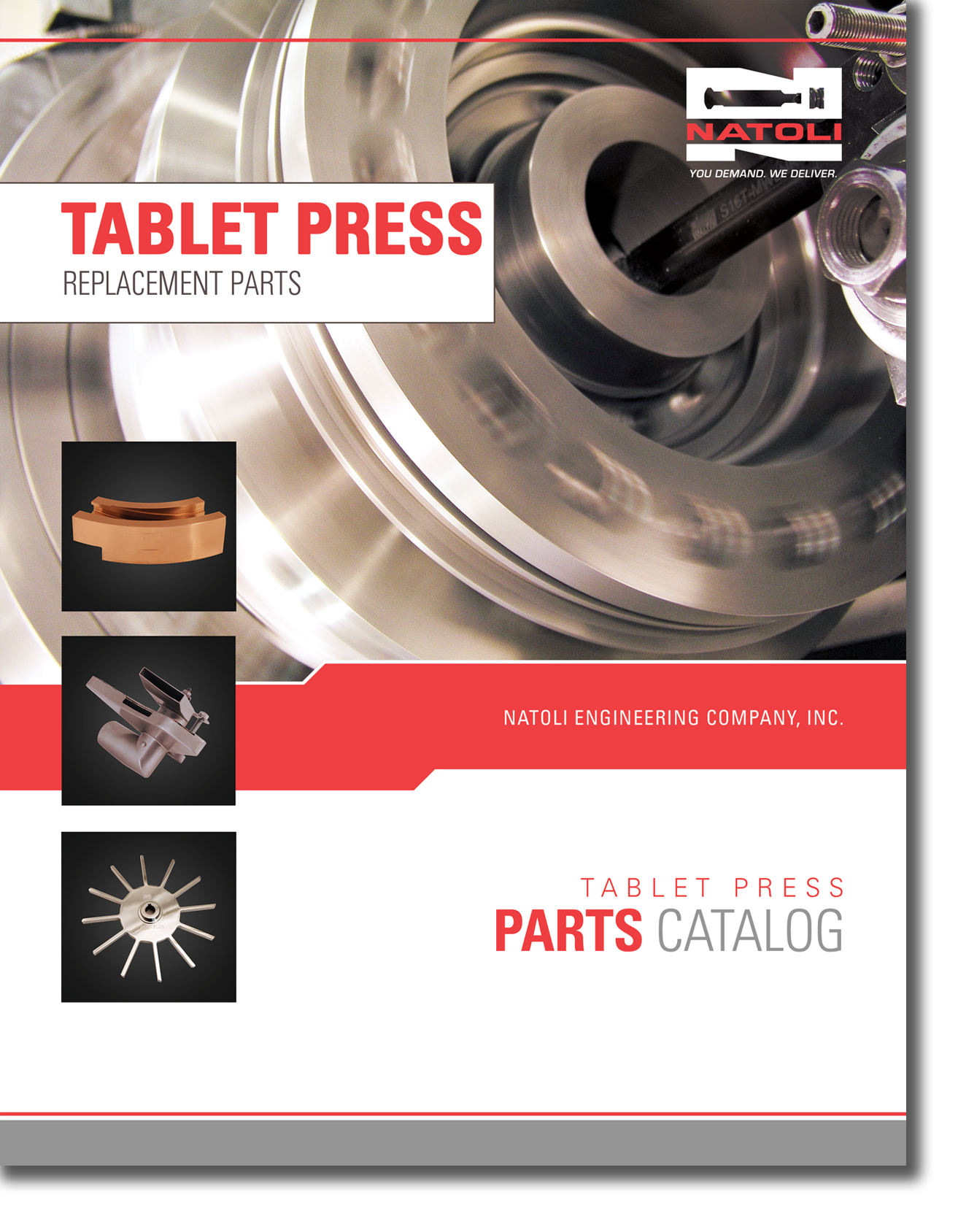 Tablet Press Catalogs