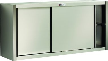 stainless steel wall cabinet - closeouts
