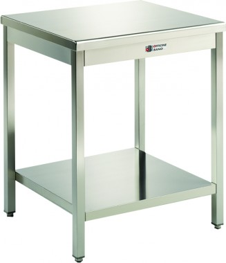 stainless steel table - closeouts