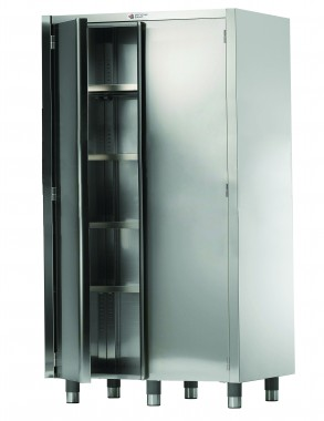 stainless steel storage cabinet - closeouts