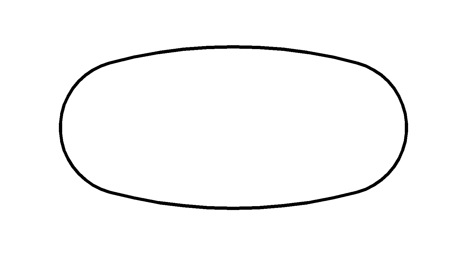 Modified Oval