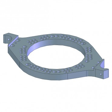 Aluminum Guide Ring 1500