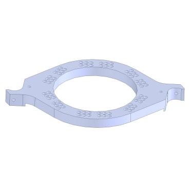 aluminum guide ring