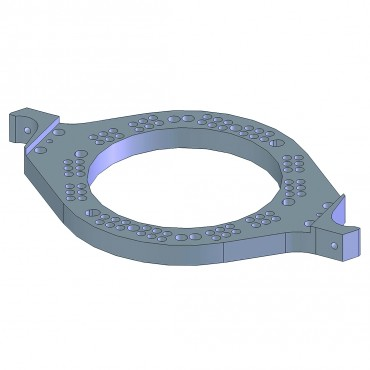 GKF15TDC PAGE 17 & 31 Aluminum Guide Ring 1500