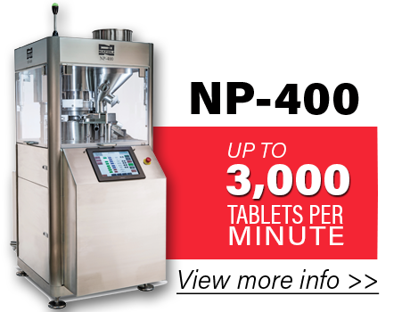 NP-400-Production-Tablet-Press-Option