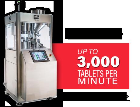 NP-400-Production-Tablet-Press-Option