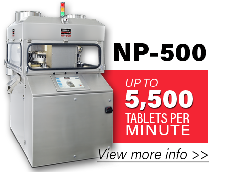 NP-500-Production-Tablet-Press-Option