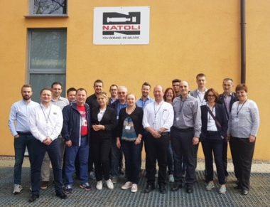 Natoli Tablet Press & Tooling Training in Poland