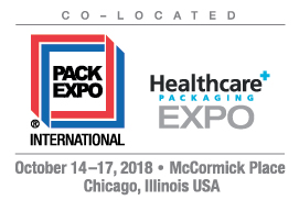 2018 Pack Expo Logo
