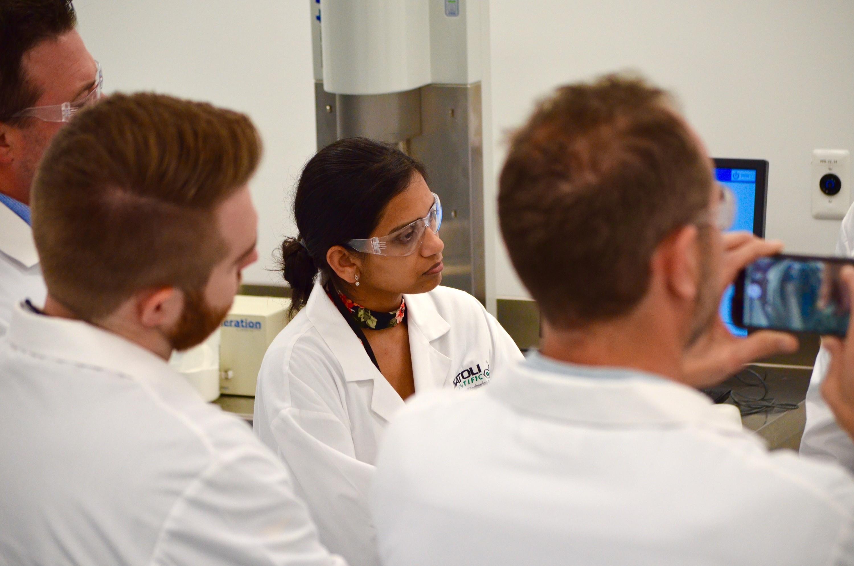 Natoli Scientific Training